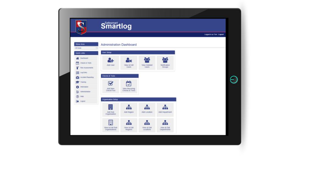 Smartlog Tablet