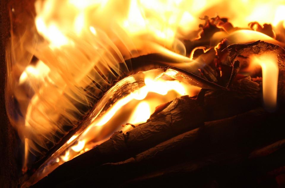 fire risk assessment flames