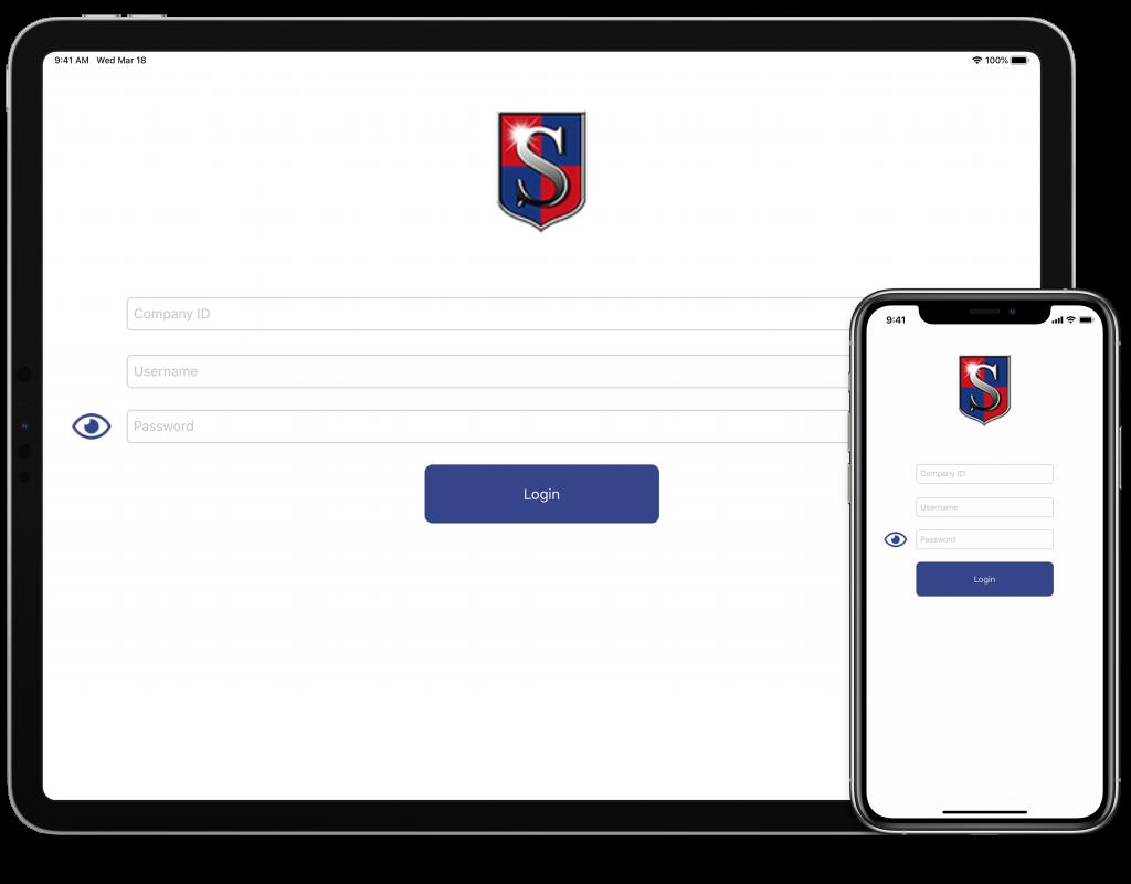 Smartlog App iOS Devices